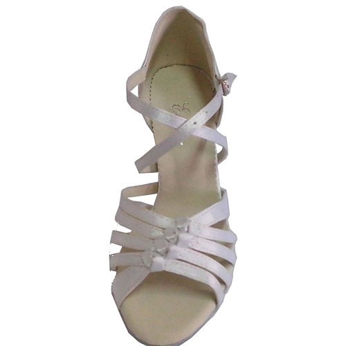 Heel Women's T White Colors T More Dance Q White Shoes Customized gqwB7U