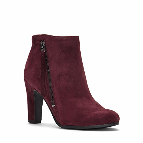 Ankle Suede Malbec Edelman Boot Sadee Sam Women's gR4Wxf
