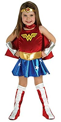 Super Dc Heroes Wonder Woman Toddler Costume from Rubies