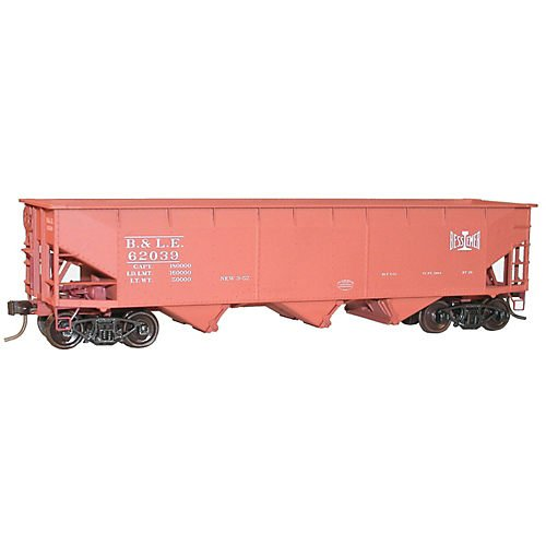 Accurail ACU7548 HO KIT 70-Ton Offset Triple Hopper, B&LE
