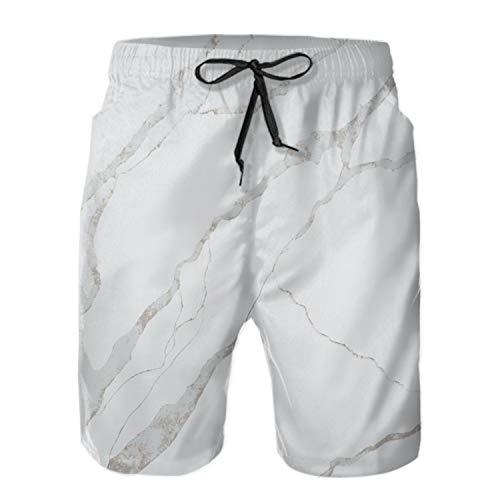 M/&S/&W Mens Beach Swimming Trunk Boxer Brief Swimsuit Underwear Boardshorts