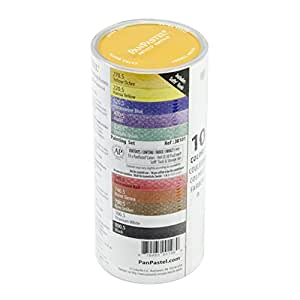 Panpastel Ultra Soft Artist Pastel Painting Set, 10-Pack