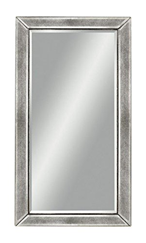 Amazon Com Bassett Mirror Beaded Wall Mirror 48 Inch