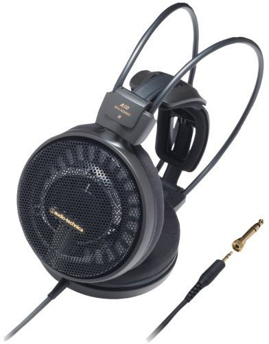 - Audio Technica ATH-AD900X Open-Back Audiophile Headphones
