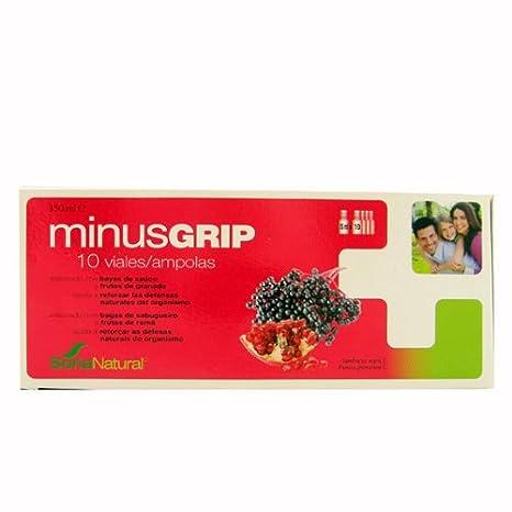 Soria Natural MinusGrip Vitaminas - 10 Unidades: Amazon.es: Salud y cuidado personal