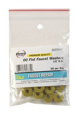 FLAT FAUCET WASHER 00 by DANCO MfrPartNo 35374W