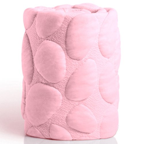 Nook Sleep Pebble Pure Crib Mattress Wrap (Blush)