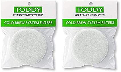 Toddy Filters Pack of 2 2-pack