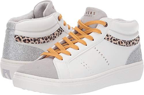 Skechers USA Goldie Women's Sneaker 8.5 B US White