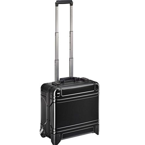 Zero Aluminum Briefcase - Zero Halliburton Geo Aluminum 3.0-17