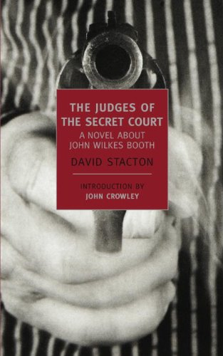 Book cover for The Judges of the Secret Court