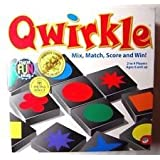 New Board Game by Qwirkle