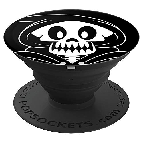 That's all Dude Grim Reaper Death 30s Old Cartoon - PopSockets Grip and Stand for Phones and Tablets -