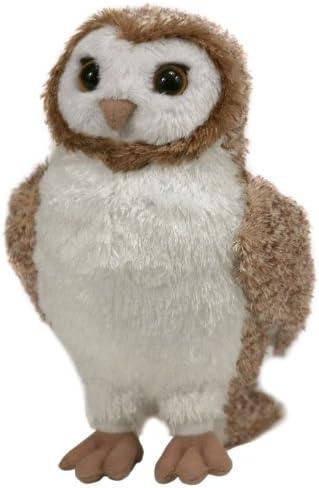 Baby Barn Owl Legend Guardians Owls Ga/'Hoole; Ty Beanie Baby New Eglantine