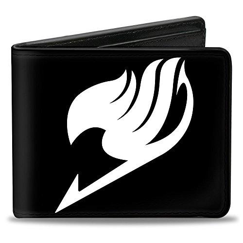 Buckle-Down Bifold Wallet Fairy (Tail Mens Wallet)