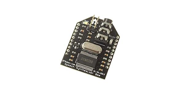 Synthesizer Bee Speech Synthesis Module(3 3-5V) - - Amazon com