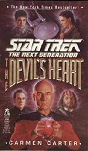 book cover of The Devil\'s Heart