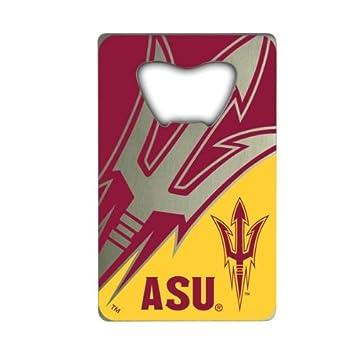 Amazon.com: NCAA tarjeta de crédito estilo abrebotellas ...