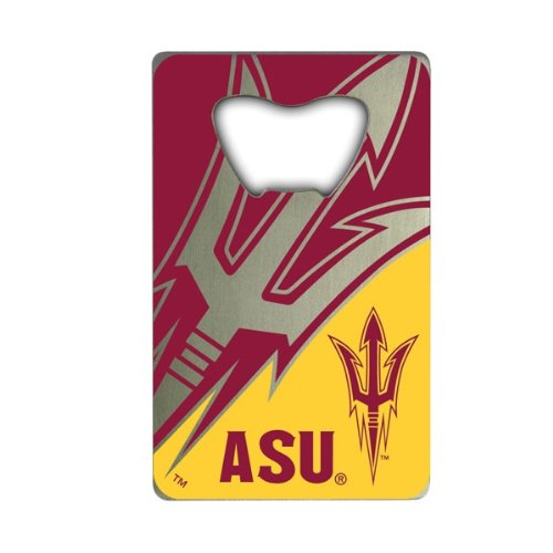 un Devils Credit Card Style Bottle Opener (Arizona Credit Card)