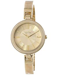 CARAVELLE NEW YORK Women's 44L138 Bangle Watch