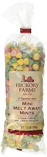 - Hickory Farm Mini Melt Away Mints-  12 oz pkg