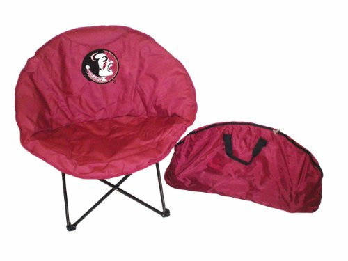 Rivalry NCAA Florida State Seminoles Round Folding Chair by Rivalry by Rivalry