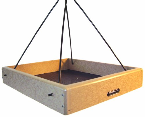 Birds Choice 16X13 Hanging Open Platform