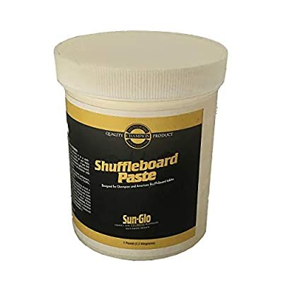 Sun-Glo Shuffleboard Maintenance Kit : Shuffleboard Accessories : Sports & Outdoors