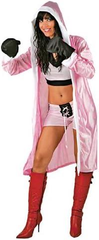 Disfraz Mujer Boxeadora: Amazon.es: Juguetes y juegos