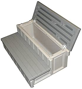 Amazon Com Leisure Accents Spa Step With Storage