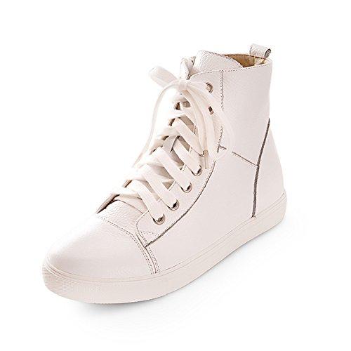 Aumento en los zapatos de moda/Zapatos de las mujeres de talla grande/Calzado deportivo y ocio A