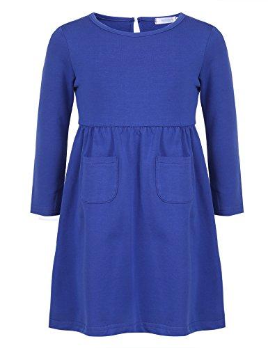 Line Toddler Dress - 6