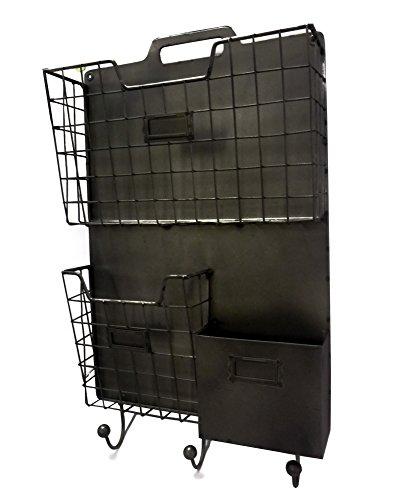 Rustic Metal Organizer Holder Leash product image