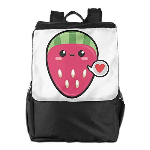 Rongyingst Watermelon Emblem Messenger Bag Shoulder Backpack Travel Hiking Rucksack For Womens Mens Boys Girls School Bookbags One - Sour Of List Candy