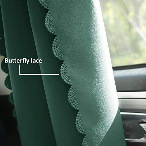 Zceconce Side Window Sunshades - Car Curtains Foldable Blocking Out The Light/Sun Protect Endothelium Seat Portable Auto Accessories Panels Drapes, 27