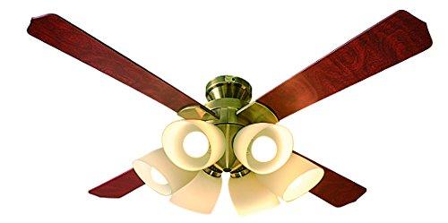東京メタル工業 シーリングファン6灯 リモコン式 QJ-46AB6RCLE6   B01NCUCZD5