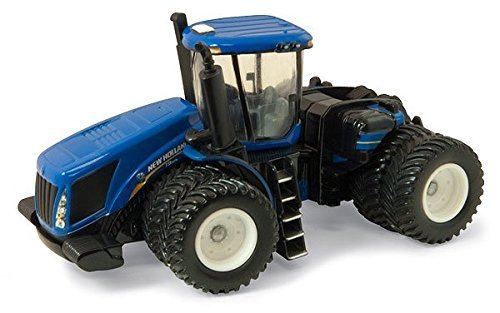 ERT13845 ERTL - New Holland T9.615 4WD Tractor (Johnny Tractor Puzzle)