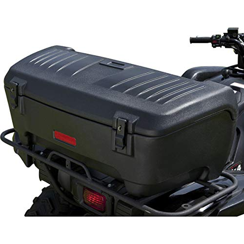 Genuine Yamaha Rear - Genuine Yamaha Accessories 08-15 Yamaha GRIZZLY7E Rear Rigid Cargo Box