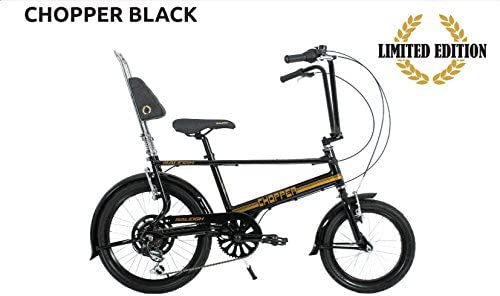 Raleigh Chopper bici Edición limitada 2015: Amazon.es: Deportes y ...
