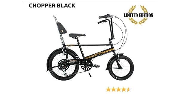Raleigh Chopper bici Edición limitada 2015: Amazon.es: Deportes y ...