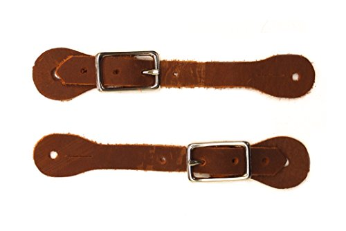 Western Leather Kids Children Spur (Leather Spur)
