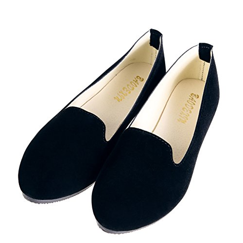 para Mujer Black Highplus Blue Bailarinas q06Txap