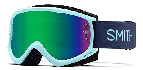 Smith Fuel V.1 Goggle Icebery/Green Mirror, One Size