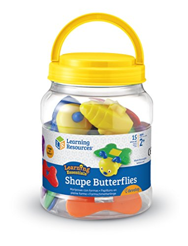 Learning Resources Snap-n-Learn Shape - Of Butterfly A Shape