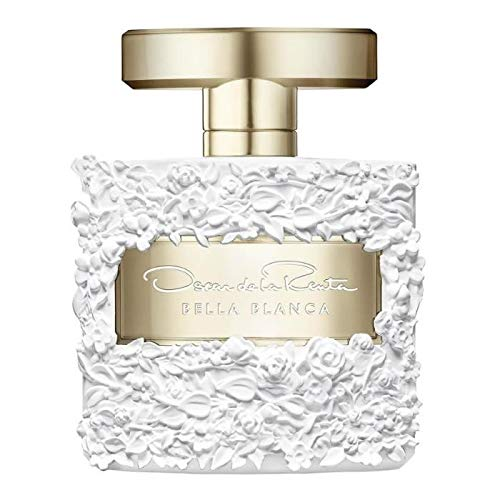 Oscar De La Renta Bella Blanca Eau de Parfum Spray, 3.4 Ounce