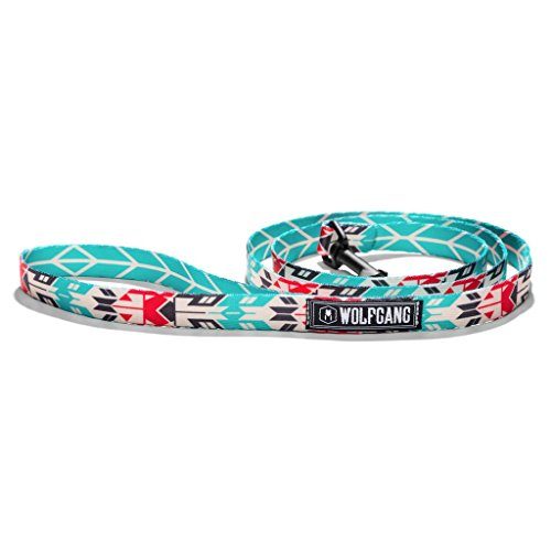 - Wolfgang Man & Beast Dog Leash | Durable Webbing Leashes - from The FurTrader Print Collection