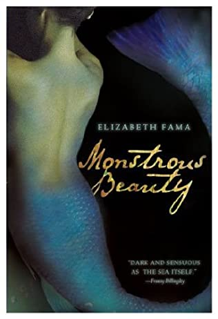 book cover of Monstrous Beauty