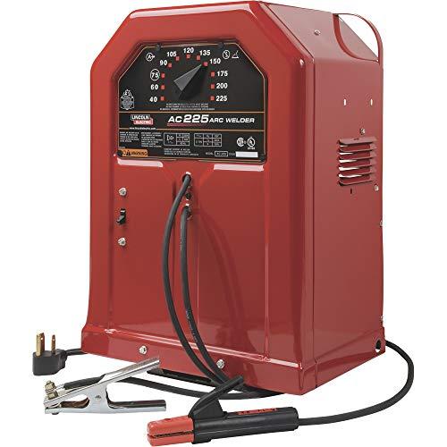 LINCOLN ELECTRIC CO K1170 AC225, 60Hz Arc Welder,