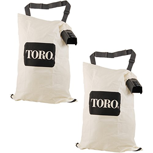 Toro 127-7040 PK2 Debris Collection Bags