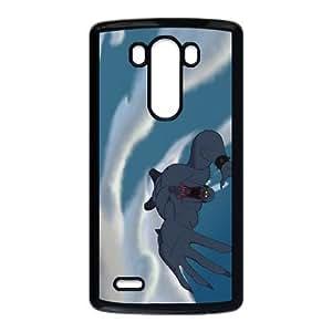 LG G3 Phone Case Cover Black Disney Hercules Character Nessus EUA15988638 DIY Plastic Cell Phone Case